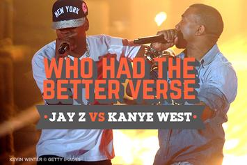 Who Had The Better Verse: Jay Z Vs. Kanye West