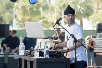 "Stream The Alchemist's Instrumental Album ""Israeli Salad"""
