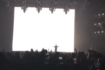 Drake Shouts Out Amir Obe in Detroit