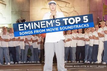 Eminem's Top 5 Songs From Movie Soundtracks