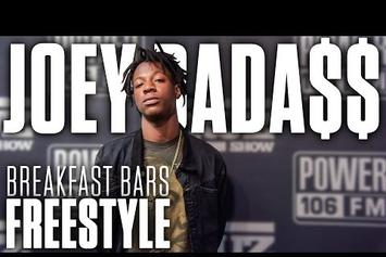 Joey Bada$$ Freestyles Over Tupac Beats