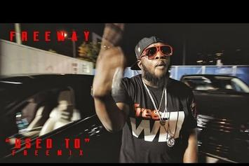 """Freeway """"Used To (Remix)"""" Video"""