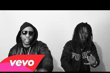 """Consequence & Lupe Fiasco Feat. Chris Turner """"Countdown"""" Video"""
