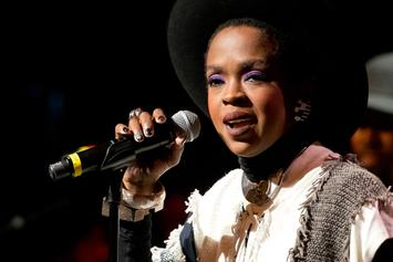 Lauryn Hill Cancels London Show