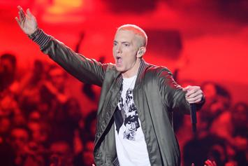 """Eminem Says Hip Hop """"In A Good Place Right Now"""""""