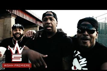 "Erick Sermon Feat. Joell Ortiz, Sheek Louch ""Make Room"" Video"