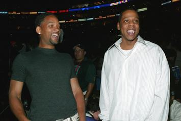 Will Smith & Jay Z To Executive Produce HBO Mini-Series