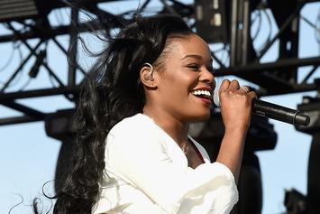 Azealia Banks Forbidden From Releasing New Music Until March 2016