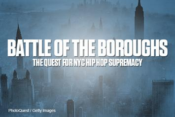 Battle Of The Boroughs: The Quest For NYC Hip-Hop Supremacy