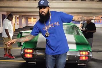 Stalley Reveals Title & Artwork For New Project Dropping This Week