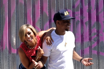 "Bridget Kelly Feat. Mack Wilds ""Act Like That"" Video"