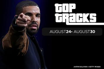 Top Tracks: August 24 - August 30