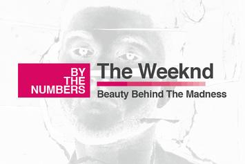 """The Weeknd's """"Beauty Behind The Madness"""" By The Numbers"""