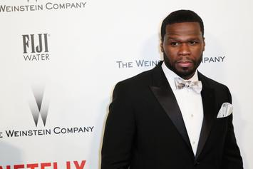 50 Cent Clowns Puffy's Ciroc For Its High Calorie Count