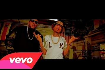 """Glasses Malone Feat. Tyga """"Get Busy"""" Video"""