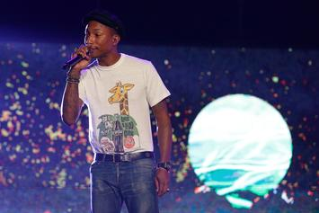 Pharrell Confirms N.E.R.D. Album On The Way