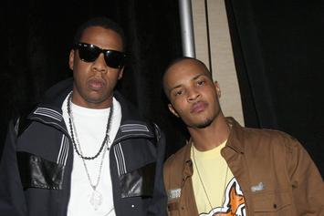 Jay-Z Will Appear On T.I.'s Next Album