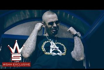 "Paul Wall ""Swangin In The Rain"" Video"