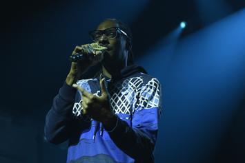 Snoop Dogg Hints At A Halloween Project Hosted By DJ Drama