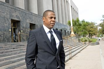 "Jay Z & Timbaland Testify In Court For ""Big Pimpin"" Trial"