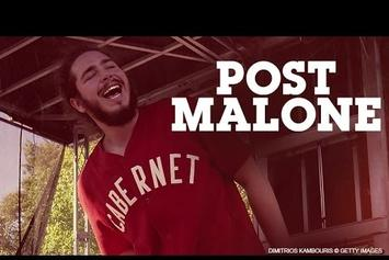 Post Malone Discusses Working With Kanye West, Young Thug & Rick Rubin