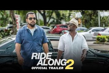 """Watch Ice Cube & Kevin Hart In """"Ride Along 2"""""""