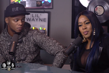 "Remy Ma & Papoose Talk ""Love & Hip-Hop,"" Marriage Life, & More On Hot 97"