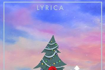 """Listen To Lyrica Anderson's New Holiday-Themed EP """"Christmas Baby"""""""