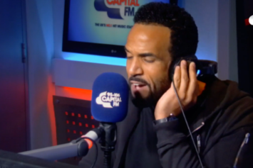 """Craig David Freestyles Over Drake's """"Hotline Bling""""; Joint Project On The Way?"""