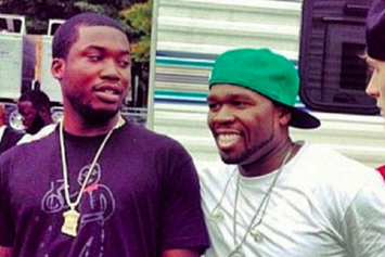 "Meek Mill To 50 Cent: ""I Submit To Your Memes"""