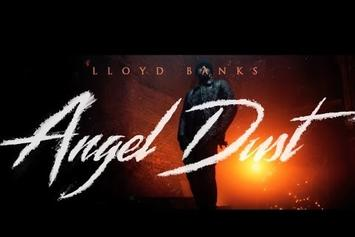 "Lloyd Banks ""Angel Dust"" Video"