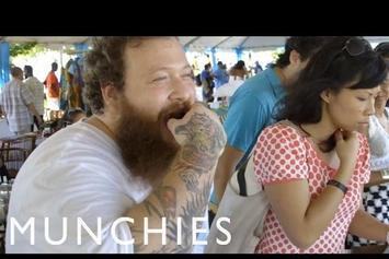 """Action Bronson Heads To Jamaica For """"F*ck, That's Delicious"""""""