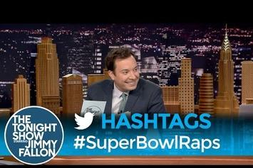 The Roots Make Rap Songs Out Of Super Bowl Tweets