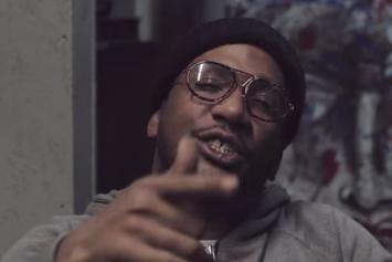 "CyHi The Prynce Spits Over ""Real Friends""; Talks About Kanye West, ""Cruel Winter,"" & More"