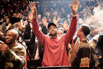 """Kanye West Takes Issue With Pitchfork's 9.0 Rating Of """"The Life Of Pablo"""""""