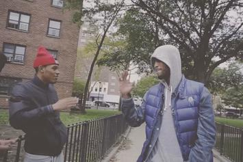 "Dave East ""Life Like"" Video"