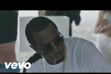 """Diddy Feat. Ty Dolla $ign, Gizzle """"You Could Be My Lover """" Video"""