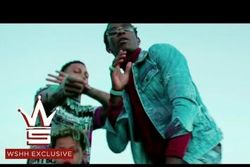 """Trouble Feat. Big Bank Black, Young Thug, Young Dolph """"Ready (Remix)"""" Video"""