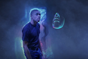 "With You. Feat. Vince Staples ""Ghost"" Video"