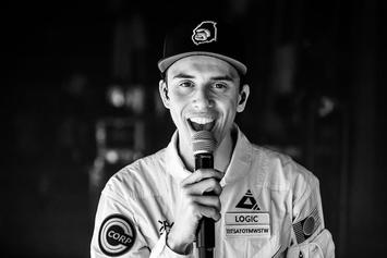 Logic Launches His Own Gaming Channel