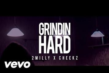 """2 Milly """"Grindin Hard"""" Video"""