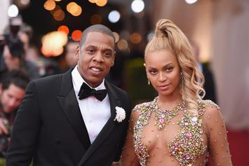 Beyonce & Jay Z Reportedly Made A Secret Album Together
