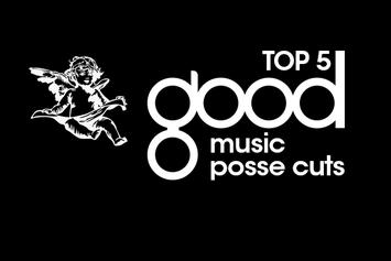 Top 5 G.O.O.D. Music Posse Cuts