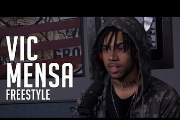 "Vic Mensa Freestyles Over ""Drug Dealers Anonymous"""