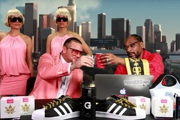 """Riff Raff Talks """"Peach Panther"""", Grills & More On Snoop Dogg's GGN"""