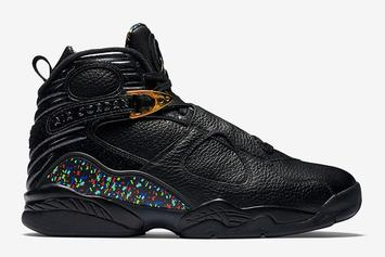 "Everything You Need To Know About The Air Jordan 8 ""Championship"" Pack Release"