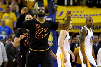 Hip-Hop Reacts To LeBron James & The Cleveland Cavaliers' NBA Finals Victory