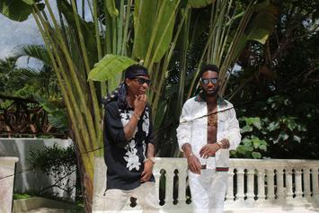 "Tinie Tempah Feat. WizKid ""Mamacita"" Video"