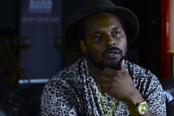 "ScHoolboy Q Talks ""Blank Face LP"""