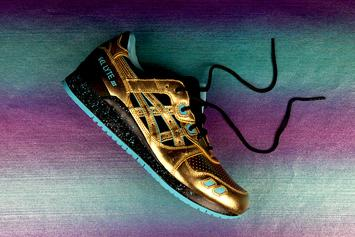 """Official Images Of Wale's """"Intercontinental Champion"""" Asics Collab Revealed"""